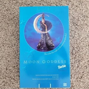 Barbie Other - NIB Moon Goddess Barbie by Bob Mackie